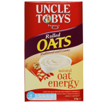 Uncle Tobys Flemings Rolled Oats Breakfast Cereal 0.575kg