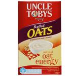 Uncle Tobys Flemings Rolled Oats Breakfast Cereal 0.575kg