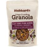 Hubbards Black Doris Plum Almond Crispy Crunchy Granola 400g