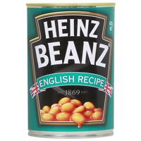 Heinz Beanz English Recipe Baked Beans 420g
