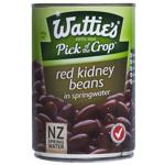 Wattie's Red Kidney Beans In Spring Water 400g