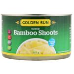 Golden Sun Sliced Bamboo Shoots 227g