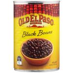 Old El Paso Black Beans 425g