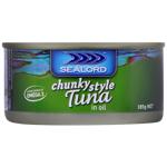 Sealord Chunky Style Tuna In Oil 185g