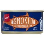 Pams Tuna Smoked 185g