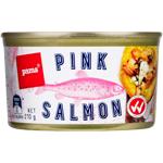 Pams Pink Salmon 210g