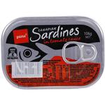 Pams Sardines In Tomato Sauce 106g
