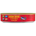 Ocean Catch Sardines In Tomato Sauce 210g