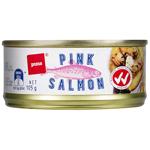 Pams Pink Salmon 105g