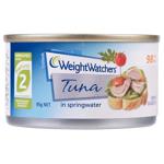 Weight Watchers Tuna In Springwater 95g