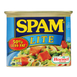 Spam Lite Spiced Ham 340g