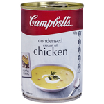 Campbell's Cream Of Chicken Condensed Soup 420g