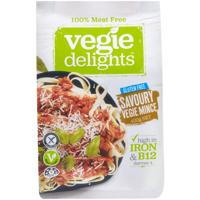 Vege Delights Gluten Free Savoury Vege Mince 400g