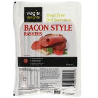 Vege Delights Bacon Style Rashers 145g