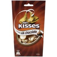 Hershey's Creamy Milk Chocolate Kisses 118g
