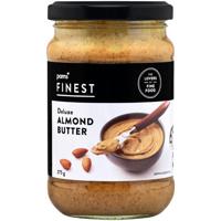 Pams Finest Deluxe Almond Butter 275g