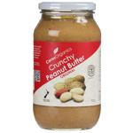 Ceres Organics Crunchy Peanut Butter 700g