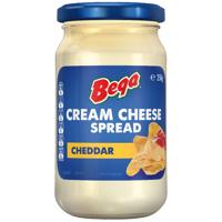 Bega Cream Cheese Cheddar Spread 250g