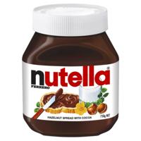 Nutella Hazelnut Spread 750g