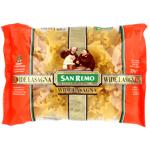 San Remo Wide Lasagne 250g