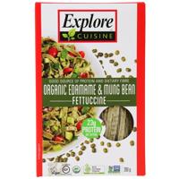 Explore Cuisine Organic Edamame and Mung Bean Fettucine 200g
