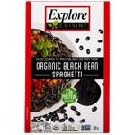 Explore Cuisine Organic Black Bean Spaghetti 200g