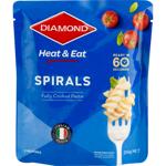 Diamond Heat and Eat Spirals 250g