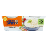 Uncle Bens Basmati Rice 250g