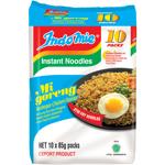 Indomie Mi Goreng BBQ Chicken Instant Noodles 10pk