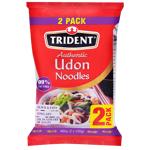Trident Japanese Udon Noodles 2pk