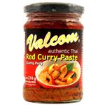 Valcom Authentic Thai Red Curry Paste 210g
