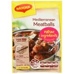 Maggi Mediterranean Meatballs Recipe Base 38g