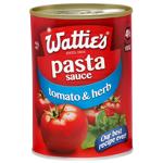 Wattie's Pasta Sauce Tomato & Herb 420g