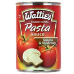 Wattie's Traditional Pasta Sauce Tomato & Mushroom 420g