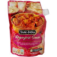 Taste Of India Roganjosh Sauce Simmer Sauce 425g