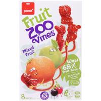 Pams Zoo Fruit Vines 8pk
