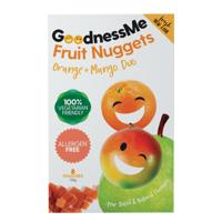 Goodness Me Orange & Mango Duo Fruit Sticks 8pk