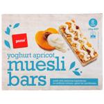 Pams Yoghurt Apricot Muesli Bars 6 Bars 6pk