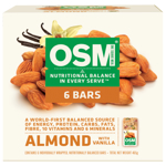 One Square Meal Almond Bar 6pk