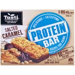Tasti Salted Caramel Protein Bars 5pk