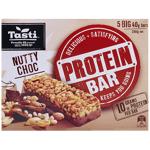 Tasti Nutty Choc Protein Bars 5pk