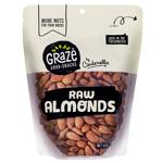 Graze Raw Almonds 500g
