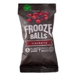 Frooze Balls Cranberry Plant Powered Energy Balls 5pk