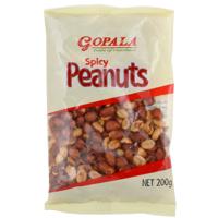 Gopala Spicy Peanuts 200g