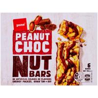 Pams Peanut Choc Nut Bar 6pk