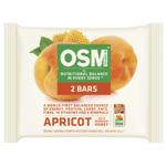 One Square Meal Apricot Manuaka Honey Bar 2pk