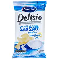 Bluebird Sea Salt Potato Chips 150g