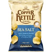 Copper Kettle Sea Salt Potato Chips 150g