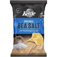 Kettle Chip Company Sea Salt Potato Chips 150g