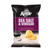 Kettle Chip Company Sea Salt & Vinegar Potato Chips 150g